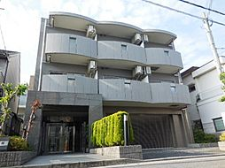 兵庫県尼崎市武庫之荘2丁目の賃貸マンションの外観