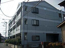 神奈川県茅ヶ崎市円蔵の賃貸マンションの外観