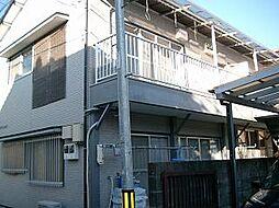 高知県高知市福井町の賃貸アパートの外観