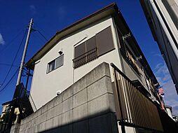 田喜野井荘[1階]の外観