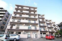 愛知県豊田市小坂本町3丁目の賃貸マンションの外観