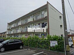 愛知県岡崎市上里2丁目の賃貸マンションの外観