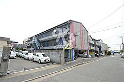 兵庫県神戸市長田区浪松町5丁目の賃貸アパートの外観