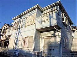 千葉県市川市日之出の賃貸アパートの外観