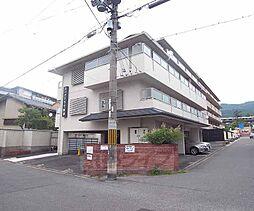 京都府京都市左京区粟田口鳥居町の賃貸マンションの外観