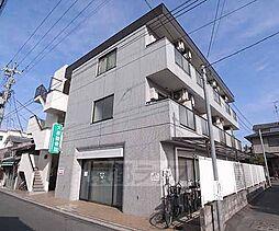 京都府京都市伏見区両替町10丁目の賃貸マンションの外観