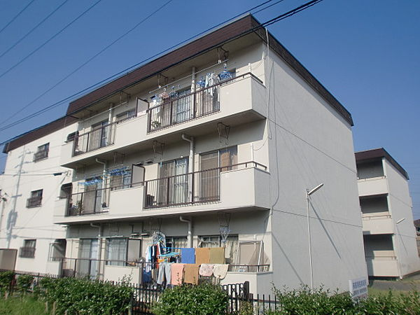 豊栄住宅[2階]の外観