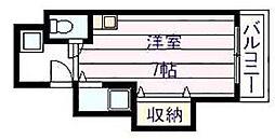 マウントソフィア[3階]の間取り
