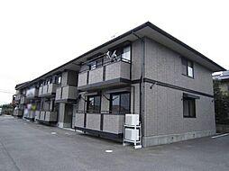 アネックス東沢田A[205号室]の外観