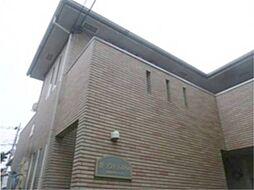 ガーデンステラスINA[2階]の外観