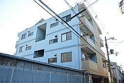 トミー弐番館[4階]の外観