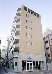 フレンシア麻布十番ノース[4階]の外観