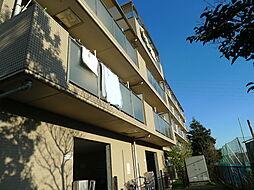 プラザサニーサイド[4階]の外観