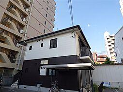 兵庫県神戸市兵庫区大開通6丁目の賃貸アパートの外観