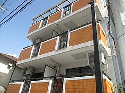 JR東海道本線 摂津本山駅 4階建[202号室]の外観