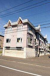 ホワイトコートカヤ7[2階]の外観