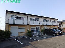 三重県桑名市赤尾台4丁目の賃貸アパートの外観