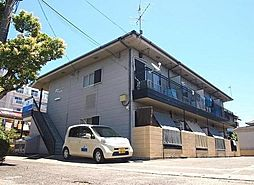 宮崎県宮崎市恒久6丁目の賃貸アパートの外観