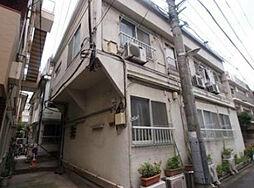 東京都練馬区豊玉北5丁目の賃貸アパートの外観