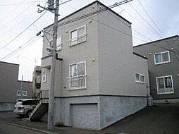 [一戸建] 北海道札幌市西区平和二条2丁目 の賃貸【北海道 / 札幌市西区】の外観