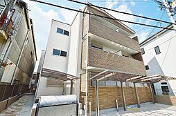 クリエオーレ稲田本町[1階]の外観