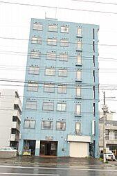 北海道札幌市北区北二十二条西4丁目の賃貸マンションの外観