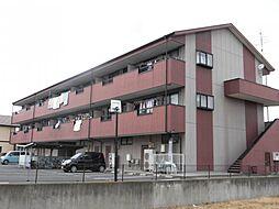 岐阜県安八郡安八町東結の賃貸マンションの外観