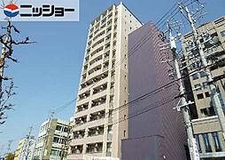 H・F名駅北レジデンスWEST[14階]の外観