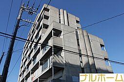 大阪府八尾市竹渕2丁目の賃貸マンションの外観