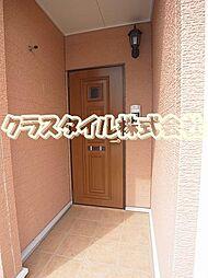 神奈川県伊勢原市沼目6の賃貸アパートの外観
