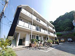 兵庫県神戸市須磨区上細沢町の賃貸マンションの外観