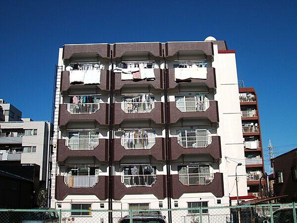 染谷マンション 4階の賃貸【東京都 / 足立区】