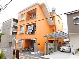 オリエントシティ上野芝[2B号室]の外観