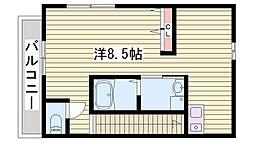 西新町駅 6.0万円