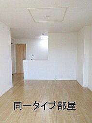リスブランB[2階]の外観