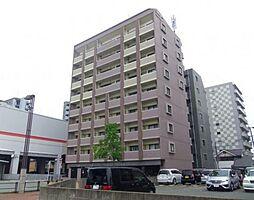 ピュアドームスタシオン箱崎[5階]の外観