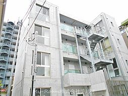 神奈川県相模原市南区相南4丁目の賃貸マンションの外観