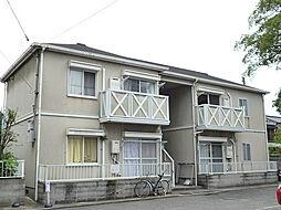 兵庫県西宮市甲子園口5丁目の賃貸アパートの外観
