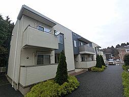 JR成田線 成田駅 バス20分 富里中学校下車 徒歩13分の賃貸アパート