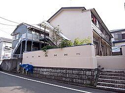 司コーポ[2階]の外観