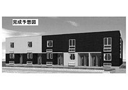 四ケ所ヒルズ[202号室]の外観