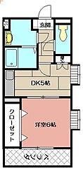 リファレンス小倉[12階]の間取り
