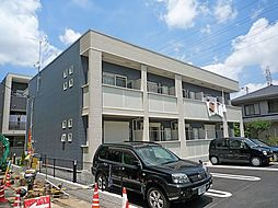スカイ・コート西都賀[1階]の外観