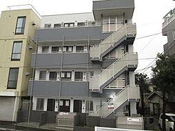 神奈川県川崎市中原区小杉陣屋町1丁目の賃貸マンションの外観