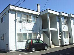ピースフルタウン マーメイド[1階]の外観