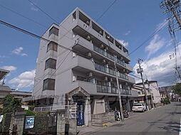 プリマベーラ西京極(旧ハウスセゾン西京極[504号室]の外観