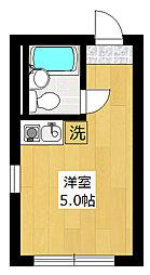 エンジェルマンション11番館[304号室]の間取り