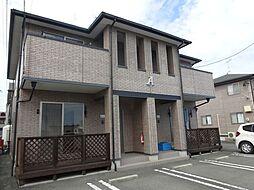 [テラスハウス] 愛知県豊川市新桜町通2丁目 の賃貸【/】の外観
