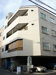杣友商事ビル[3階]の外観