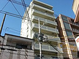 エレガンス長居[6階]の外観